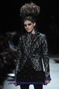 02Runway Toronto FashionWeek Couture High Fashion Wonems wears Dresses