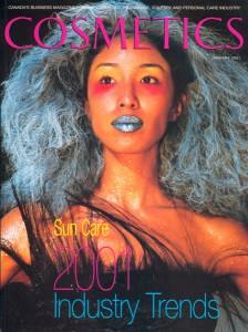 09Fashion Cosmetis Magazine Cover Shot