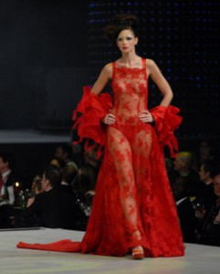 10Runway High Fashion Couture FashionCares Designer