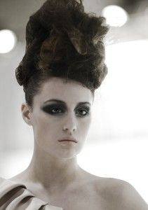 12Fashion Editorial Hair Shoot