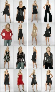 17Fashion Catalog Commerial Dresses