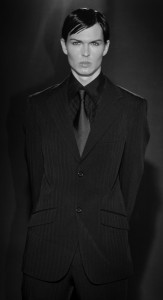 19Fashion Mens Suits B&W Editorial