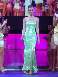 21Runway Miss World Universe Natalie Giebova