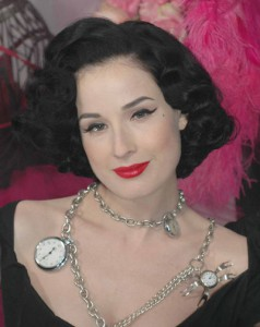 Events01 Celeberty Dita Von Teese